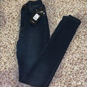 NWT fashion nova high waisted skinny jeans